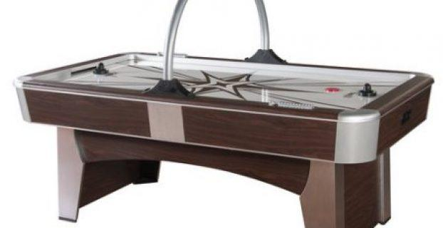 Nice American Heritage Billiards Monarch Air Hockey Table Review