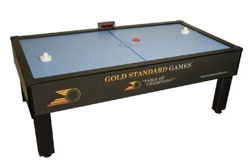 Gold Standard Games Home Pro Elite Air Hockey Table Review