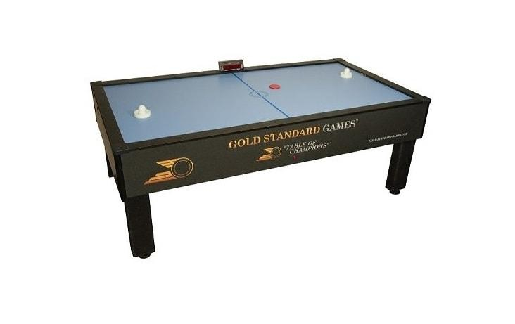 Gold Standard Games Home Pro Elite U2013 Best Buy Air Hockey Table