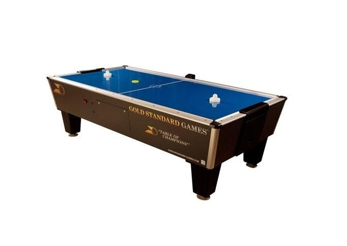 Gold Standard Games Tournament Pro Air Hockey Table Review