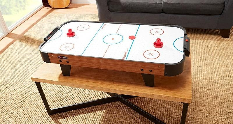 table top hockey table