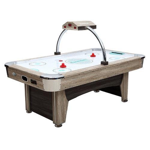 Harvil Beachcomber 7 Ft Air Hockey Table With Overhead